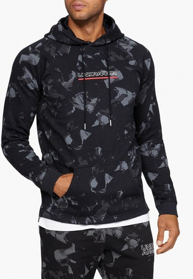 Худи Under Armour UA Baseline Fleece Graphic Hoody