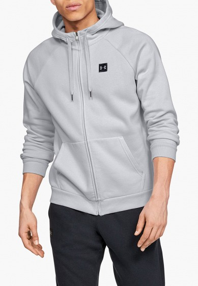 Толстовка Under Armour RIVAL FLEECE FZ HOODIE