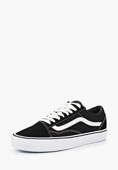 Кеды Vans U Old Skool Lite (Suede/Canvas)