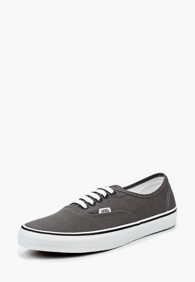 Кеды Vans U AUTHENTIC Pewter/Black