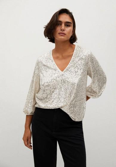 Блуза Violeta by Mango - REMEMBER за 4 249 ₽. в интернет-магазине Lamoda.ru
