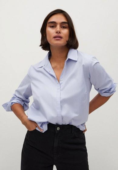 Рубашка Violeta by Mango - OXFORD7 за 3 299 ₽. в интернет-магазине Lamoda.ru