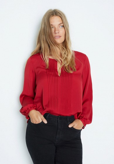 Блуза Violeta by Mango - MACRO7 за 3 599 ₽. в интернет-магазине Lamoda.ru