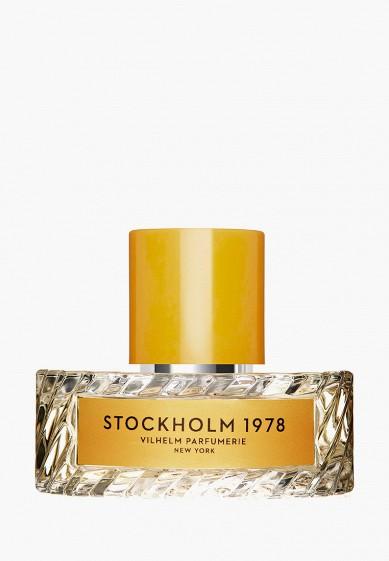 Парфюмерная вода Vilhelm Parfumerie New York Stockholm 1978 EDP, 50 мл за 13 499 ₽. в интернет-магазине Lamoda.ru