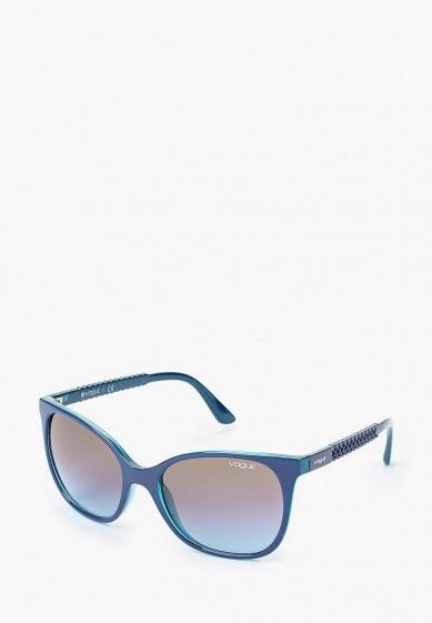 971c45367e98 Очки солнцезащитные Vogue® Eyewear VO5032S 238348 купить за 4 899 руб  VO007DWTZD57 в интернет-магазине Lamoda.ru