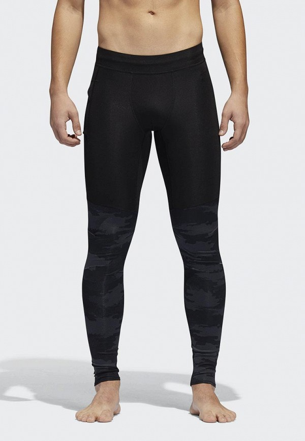 Тайтсы adidas TKO TIGHT M
