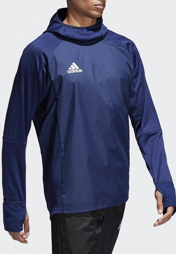 Худи adidas TIRO17 WARM TOP