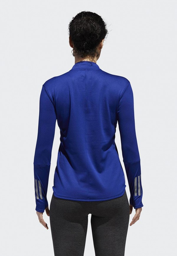 Лонгслив спортивный adidas RS CW 1/2 ZIP W