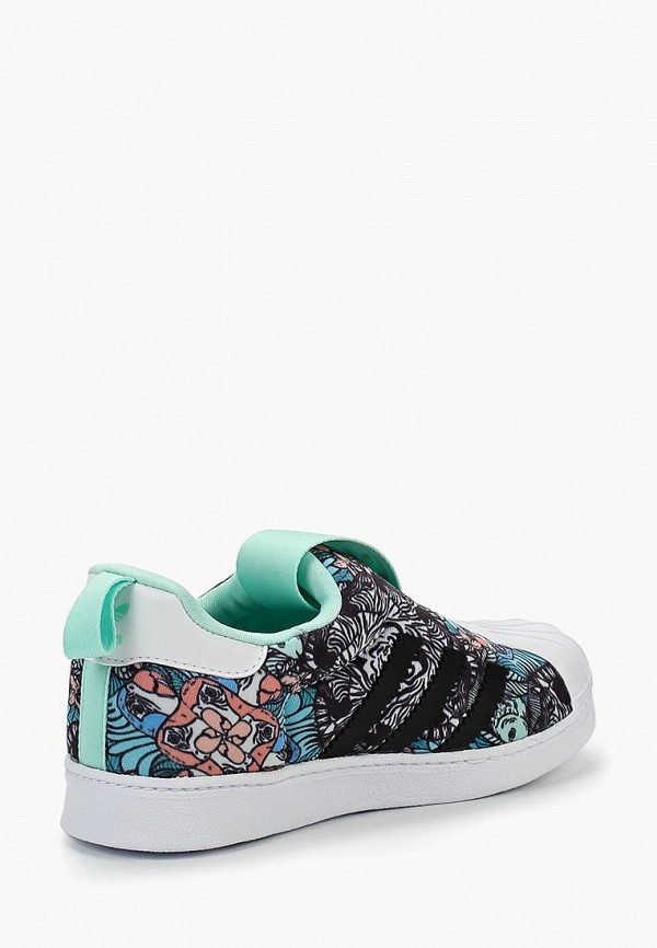Слипоны adidas Originals SUPERSTAR 360 I