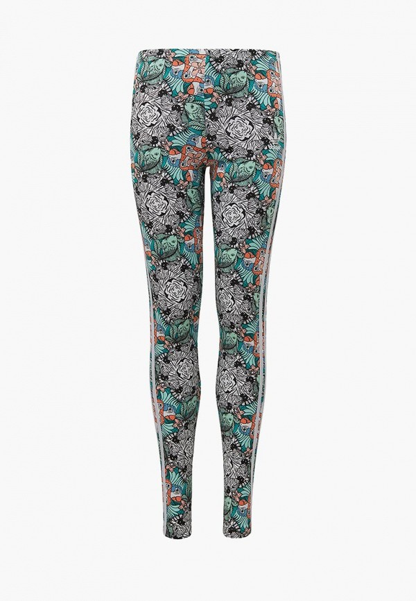Леггинсы adidas Originals J ZOO LEGGINGS