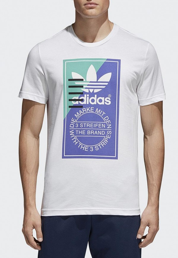 Футболка adidas Originals Tongue Label 2