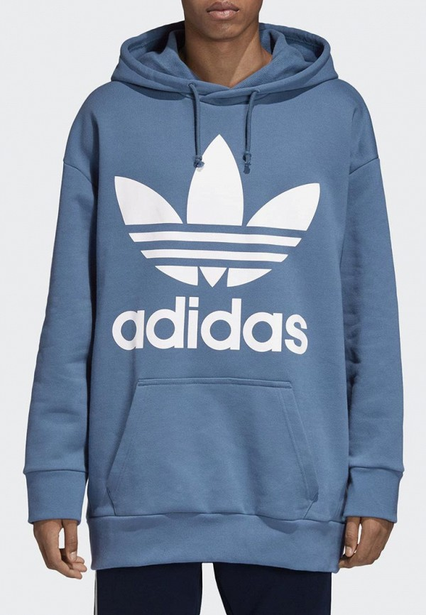 Худи adidas Originals TREF OVER HOOD