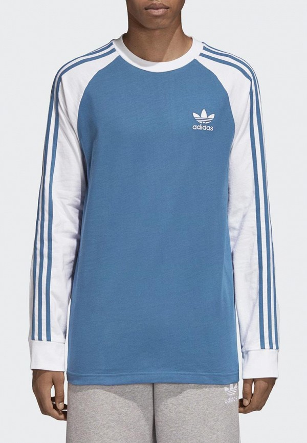 Лонгслив adidas Originals 3-STRIPES LS T