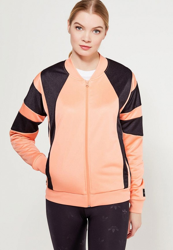 Олимпийка adidas Originals SST TRACK TOP