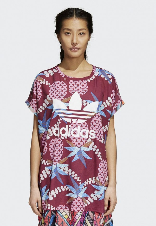 Футболка adidas Originals BOXY TEE