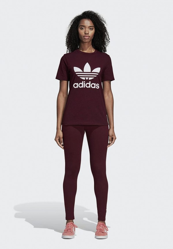 Леггинсы adidas Originals TREFOIL TIGHT