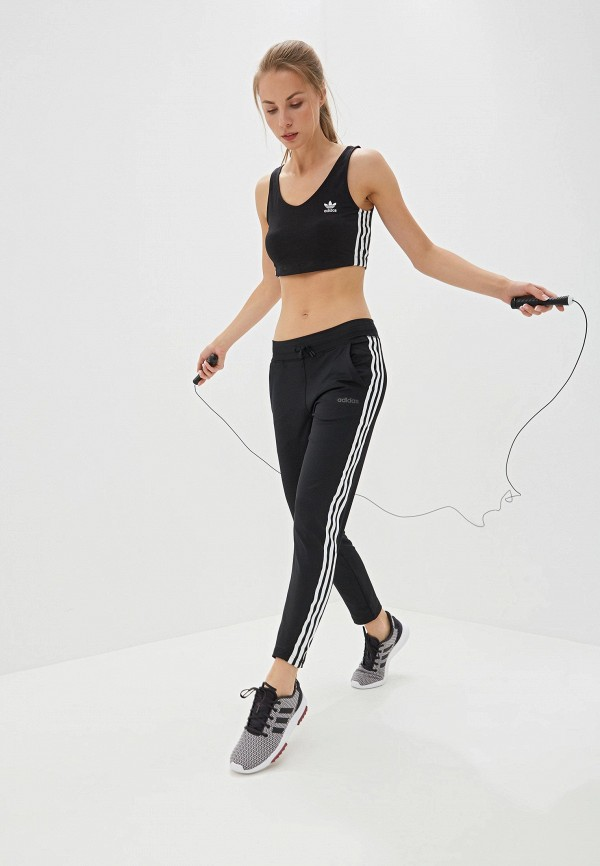 Топ спортивный adidas Originals Crop Tank