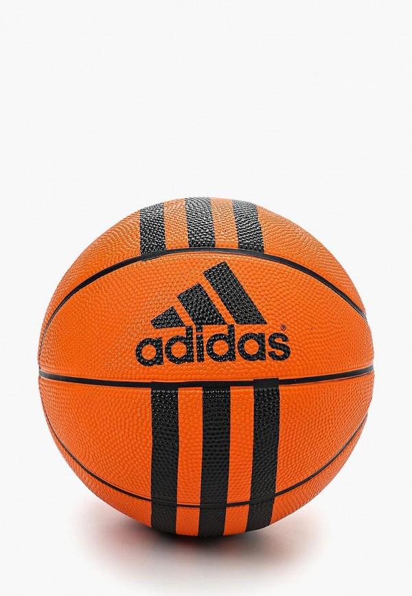 31c7aca0 Мяч баскетбольный adidas 3 STRIPES MINI купить за 690 руб ...