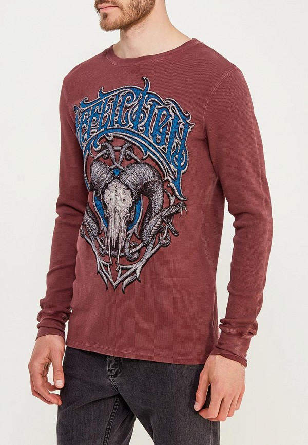 Лонгслив Affliction STRIKE DEADLY L/S THERMAL