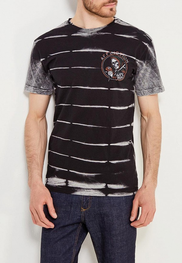 Футболка Affliction HELL RIDER S/S TEE