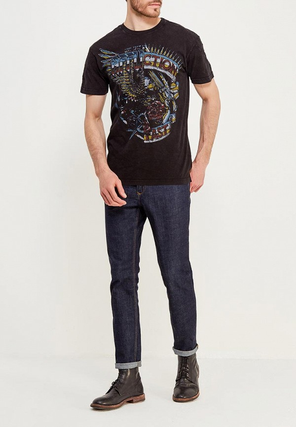 Футболка Affliction METAL SPLIT S/S TEE