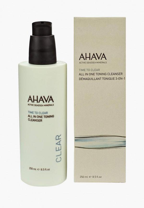 Ahava Средство для снятия макияжа Time To Clear Тонизирующее очищающее «все в одном» 250 мл
