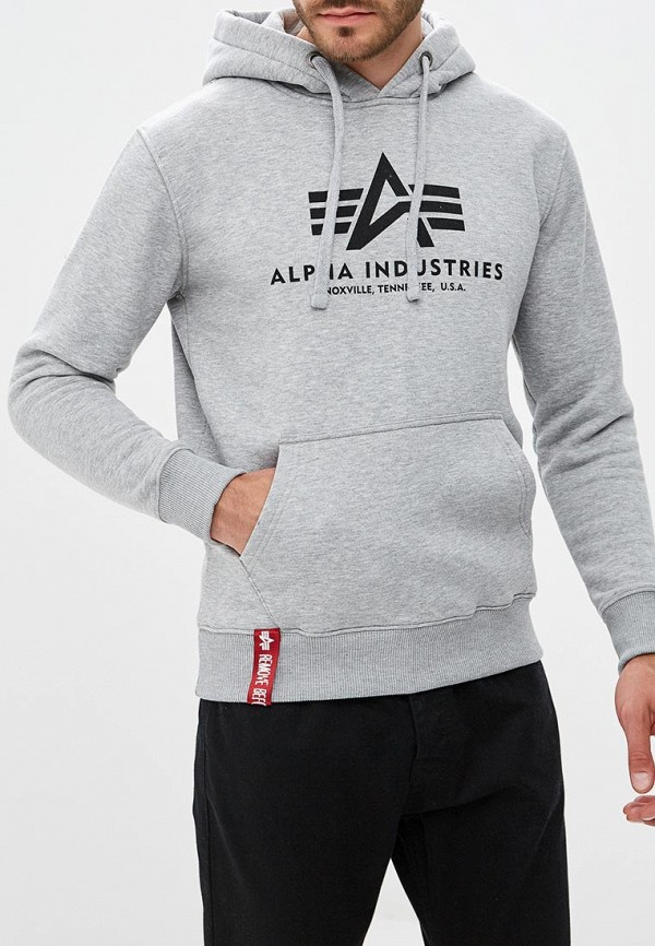 Худи Alpha Industries