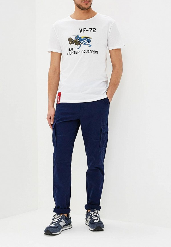 Футболка Alpha Industries Fighting Hornet T