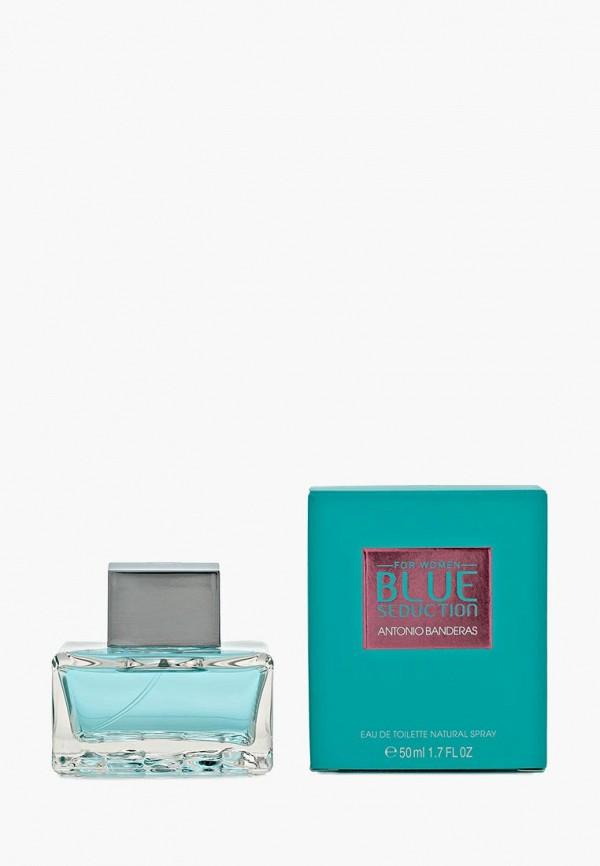 Antonio Banderas Туалетная вода Blue seduction Woman 50 мл
