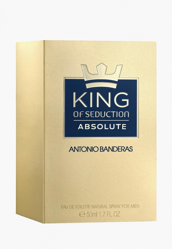 Туалетная вода Antonio Banderas King Of Seduction Absolute 50 мл