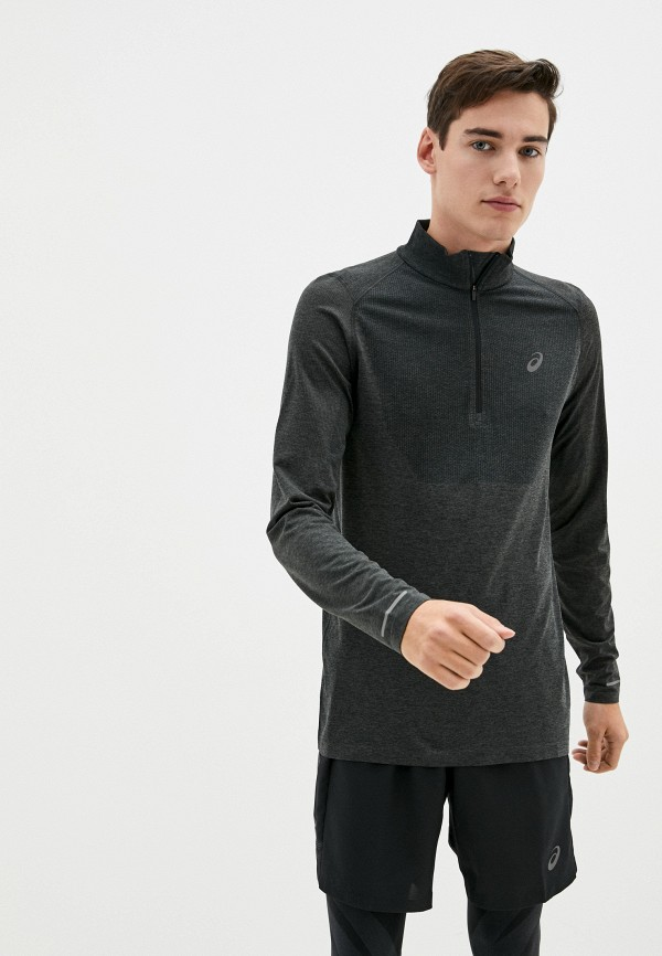 Лонгслив спортивный ASICS RACE SEAMLESS 1/2 ZIP
