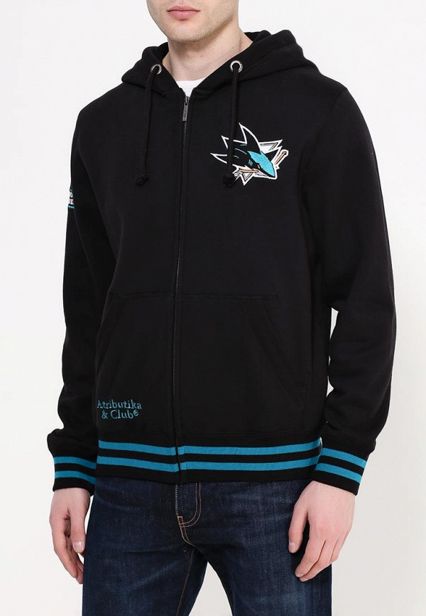 Толстовка Atributika & Club™ NHL San Jose Sharks