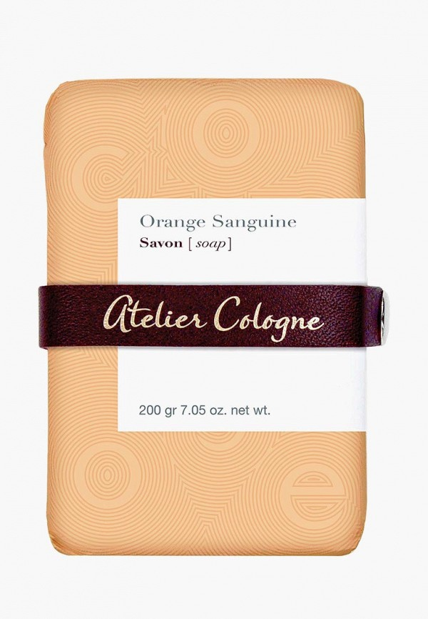 Мыло Atelier Cologne ORANGE SANGUINE 200 г
