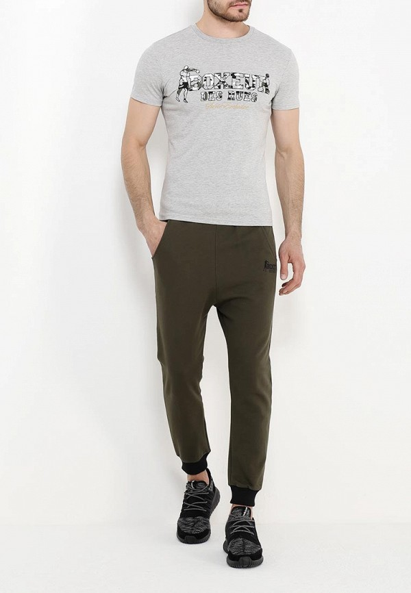 Брюки спортивные Boxeur Des Rues LOW CROTCH PANTS WITH ALLOVER POCKET