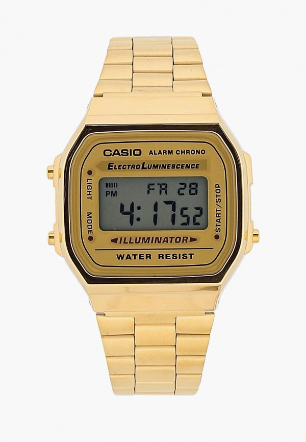 Часы Casio Casio Collection A-168WG-9