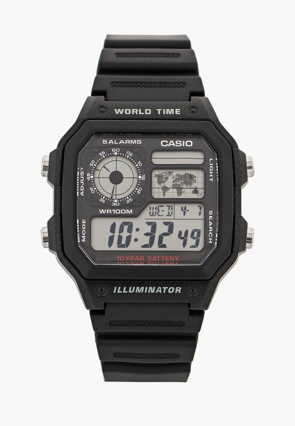 Часы Casio Casio Collection AE-1200WH-1A