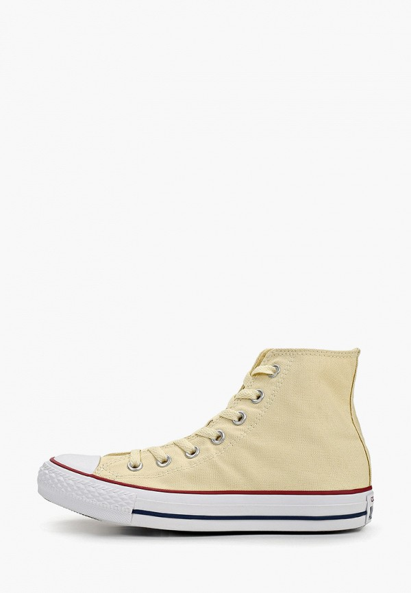 Кеды Converse ALL STAR HI NATURAL WHITE
