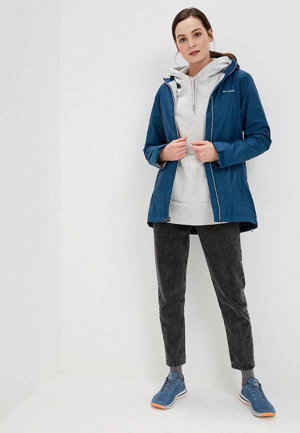 Куртка Columbia Switchback™ Lined Long Jacket
