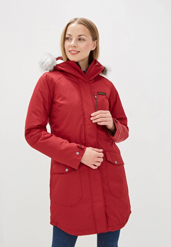 Куртка утепленная Columbia Suttle Mountain™ Long Insulated Jacket