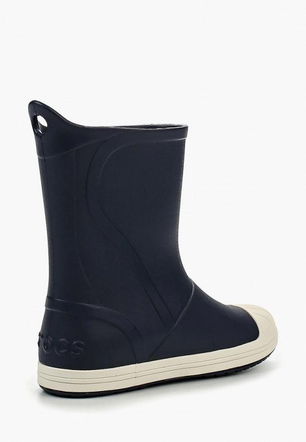 c88f6a661 Резиновые сапоги Crocs Crocs Bump It Rain Boot K купить за 1 540 руб ...