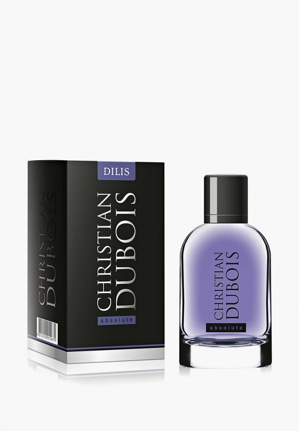 "Dilis Parfum Туалетная вода ""Christian Dubois"" (Кристиан Дюбуа) ""Absolute"" (""Абсолют"") 100 мл"