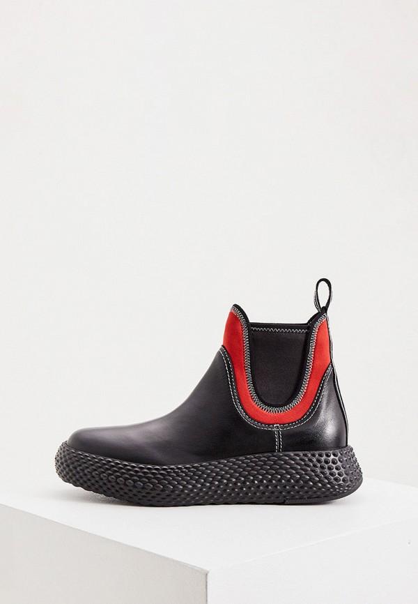 Ботинки Emporio Armani за 30 300 ₽. в интернет-магазине Lamoda.ru