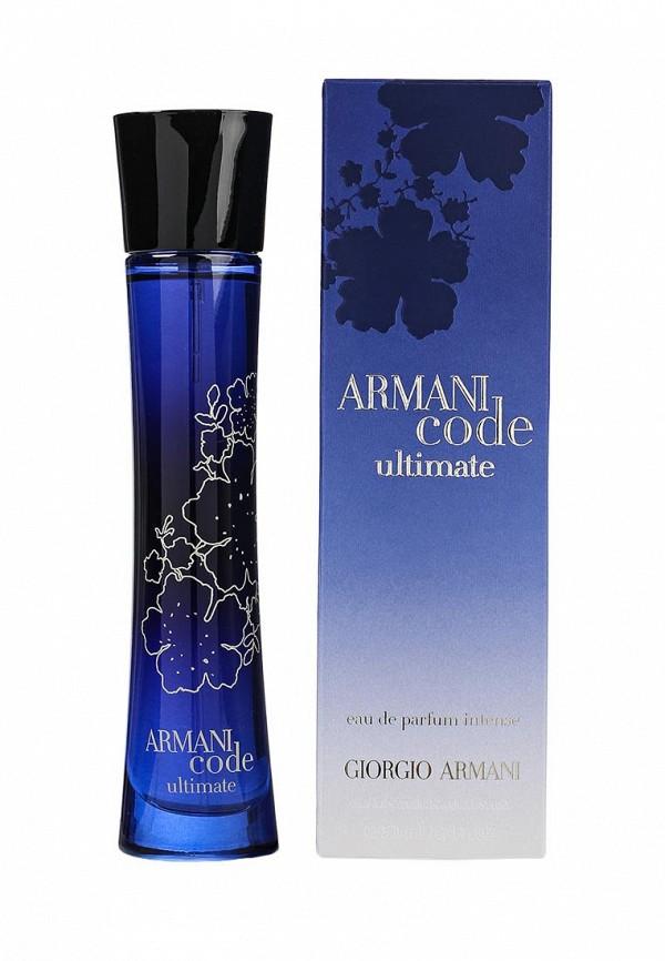 armani code ultimate femme