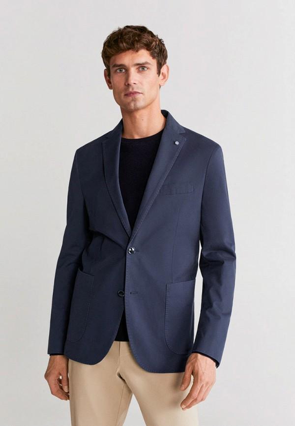 Пиджак Mango Man - DAKAR купить за 4 799 ₽ в интернет-магазине Lamoda.ru