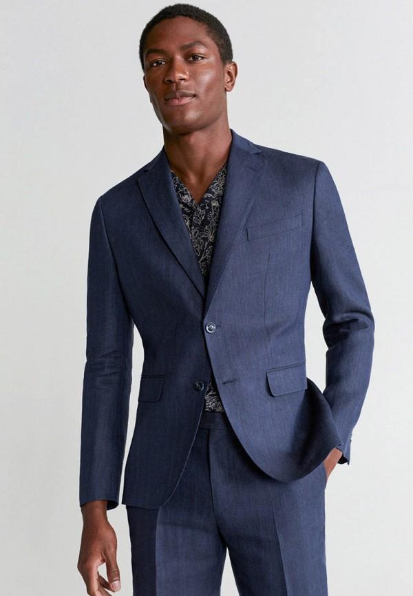 Пиджак Mango Man - FLORIDA купить за 5 999 ₽ в интернет-магазине Lamoda.ru