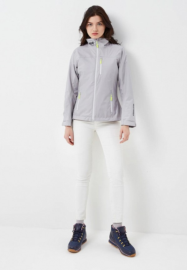 Куртка Helly Hansen W CREW MIDLAYER JACKET