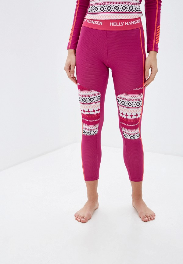 Термобелье низ Helly Hansen W HH LIFA ACTIVE GRAPHIC PANT