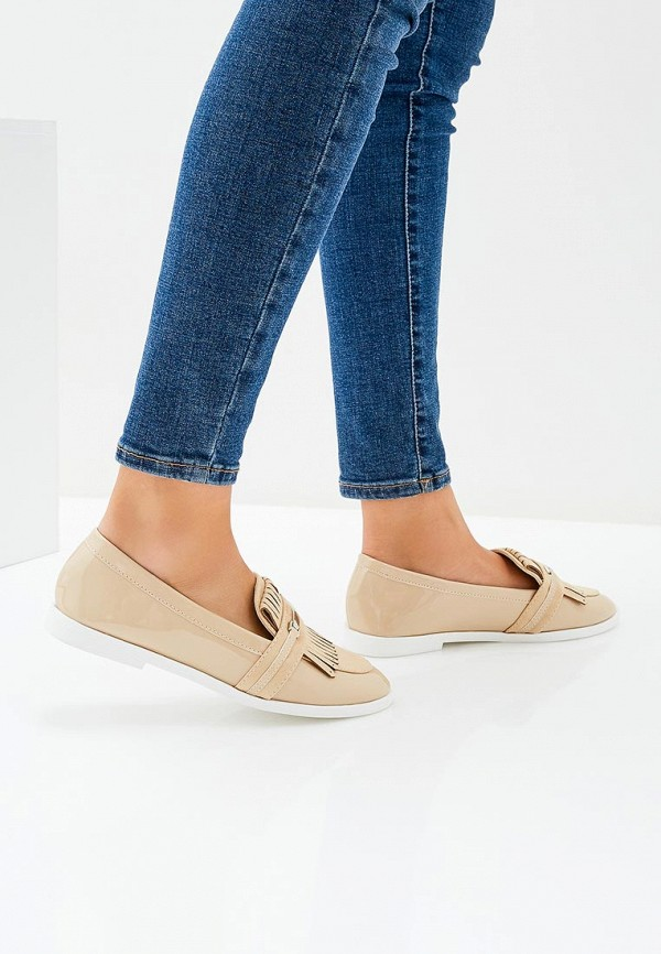 Лоферы Ideal Shoes