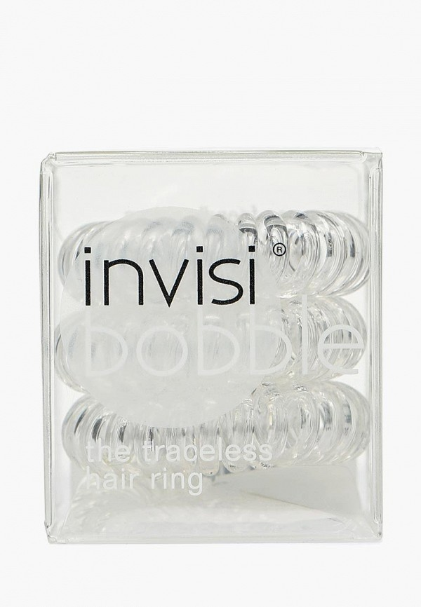 Комплект invisibobble для волос  Crystal Clear