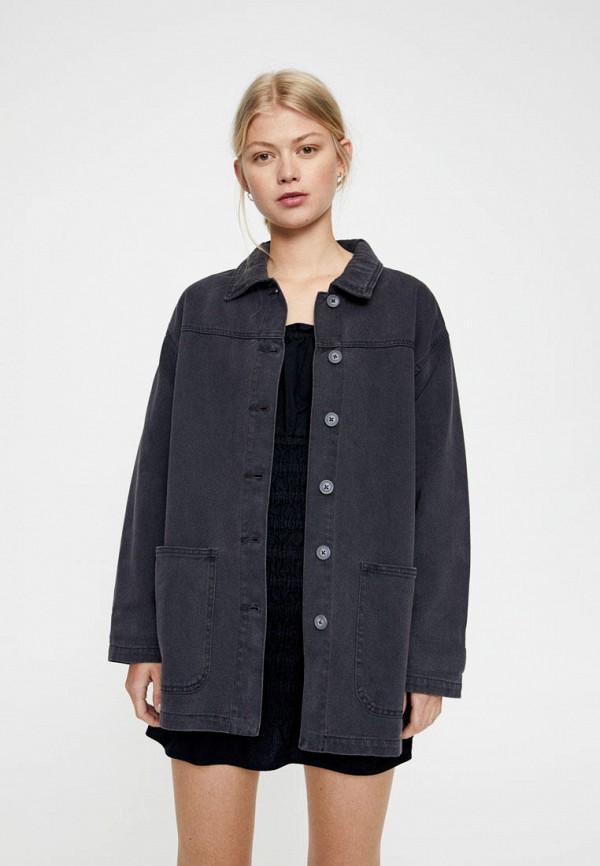 Pull&Bear Куртка джинсовая